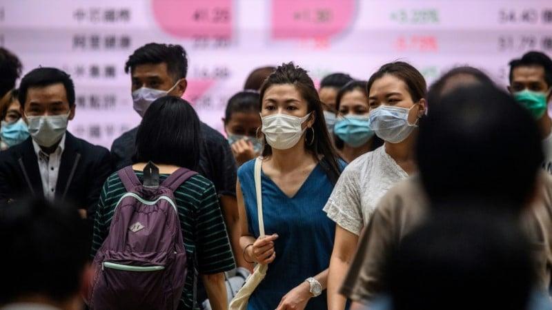 Masks Compulsory on Public Transport
