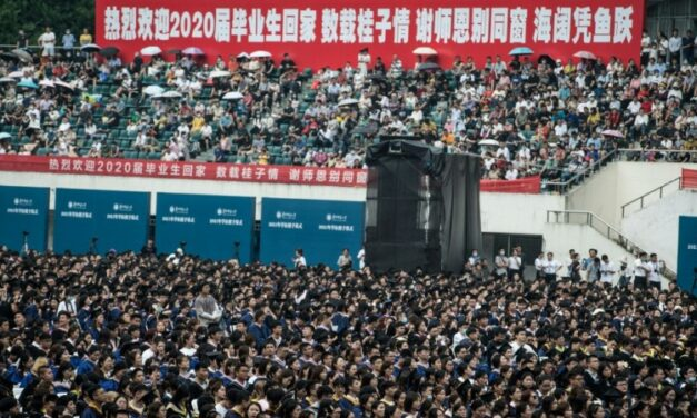 Masks Off, Mortarboards On: Wuhan Sheds COVID for Mass Graduation