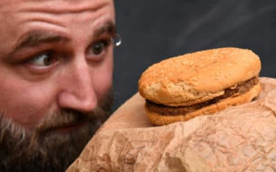 The 1995 McDonald's Burger that Never Decomposed Going Viral Once Again