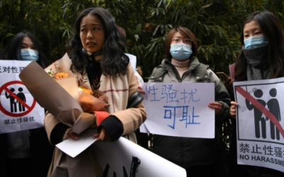 China's #MeToo Movement Gets its Moment in Court