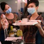 Travel Addicts Dine as 'Passengers' on Parked Singapore Airlines Jet