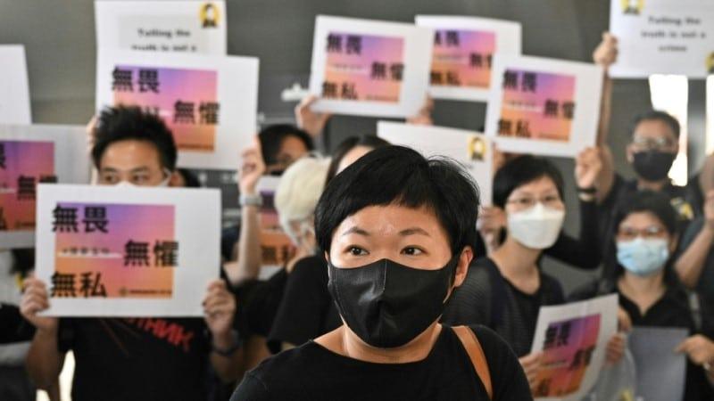 Media Freedom in Hong Kong