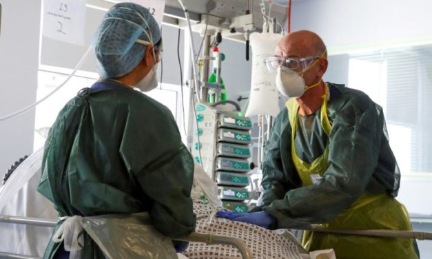 Research Shows Hospital Cleaners More Likely to be Infected than ICU Staff