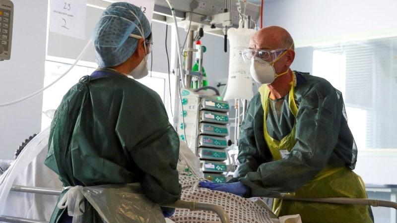 Medical Staffs in ICU