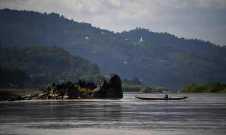 Power Over Mekong: The Mighty River Linking Five Countries and China