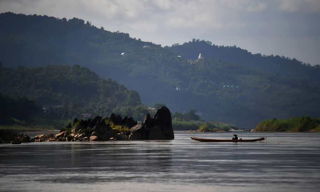 Mekong River Biodiversity Thailand.afp