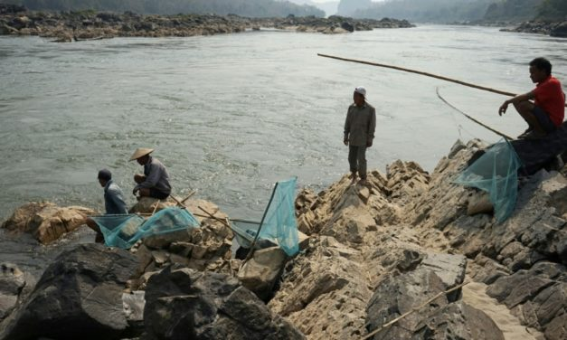 Laos to Press Ahead with 'Destructive' New Dam on Mekong