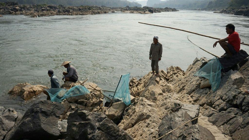 Mekong River Laos.afp