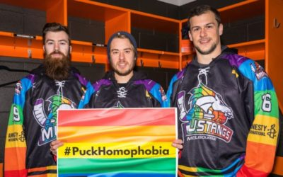 Pride Games Reduce Homophobic Slurs at Sports Clubs