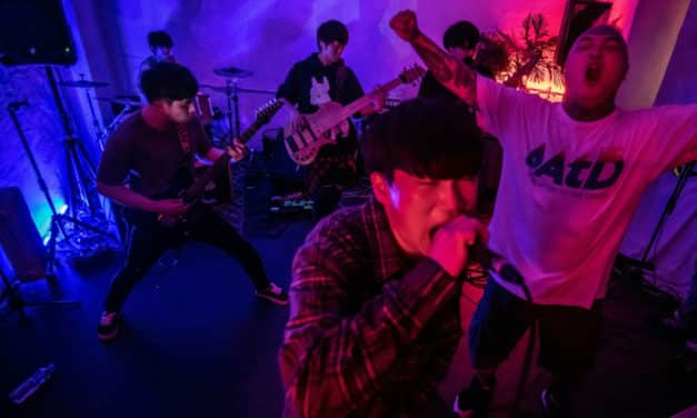 Heavy Metal Remains Underground in South Korea