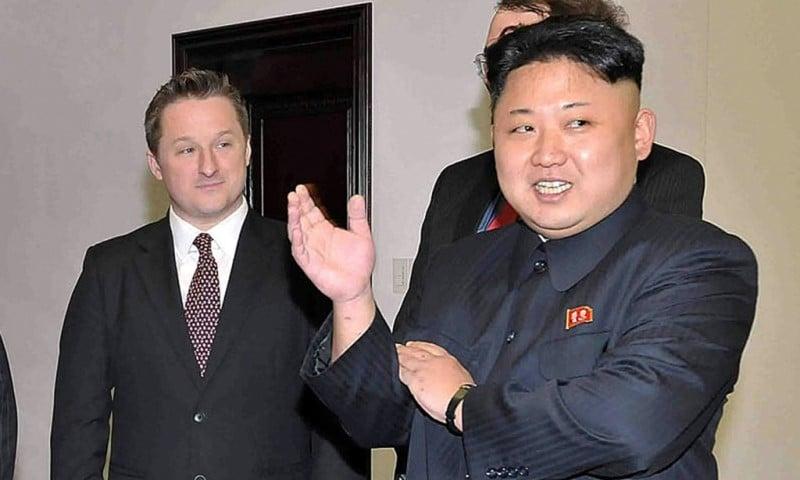 Michael Spavor Met Kim Jong Un