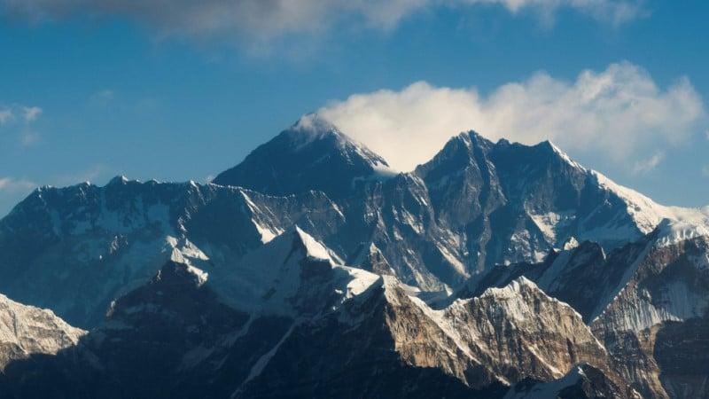 Microplastics Found on Mount Everest