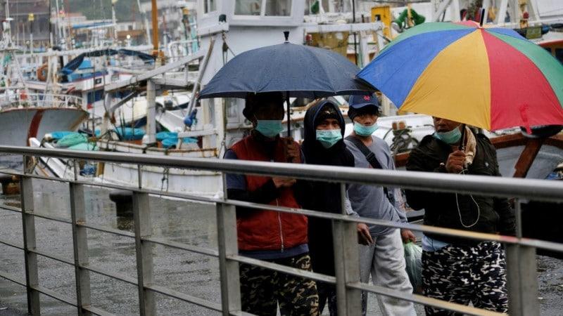 Migrant Fisherman in Taiwan