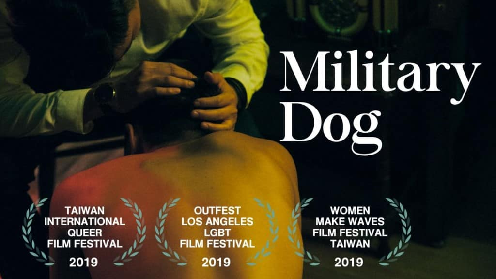 Military Dog Movie Poster