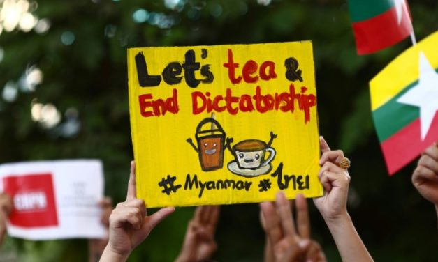 Twitter Spotlights Asia Democracy Movements with #MilkTeaAlliance Emoji