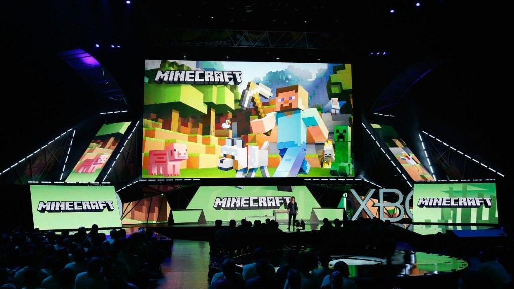 Minecraft Hongkong China.afp