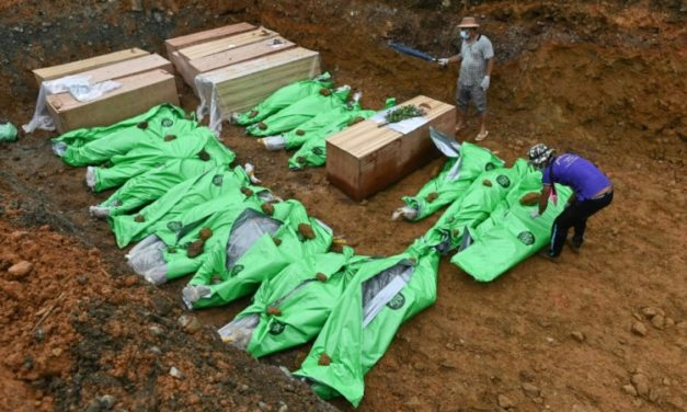Myanmar's Deadly Jade Trade Calls for Safety