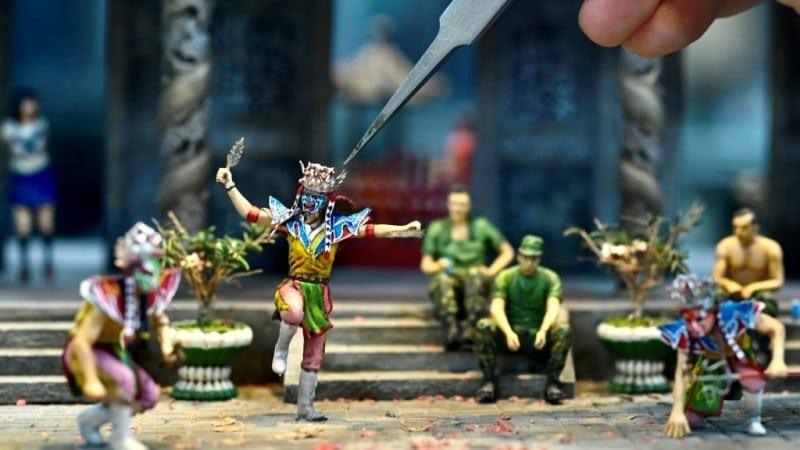 Miniature by Chen Shih-jen