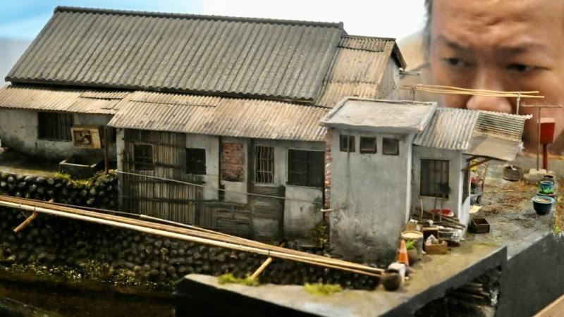 Miniature by Hank Cheng