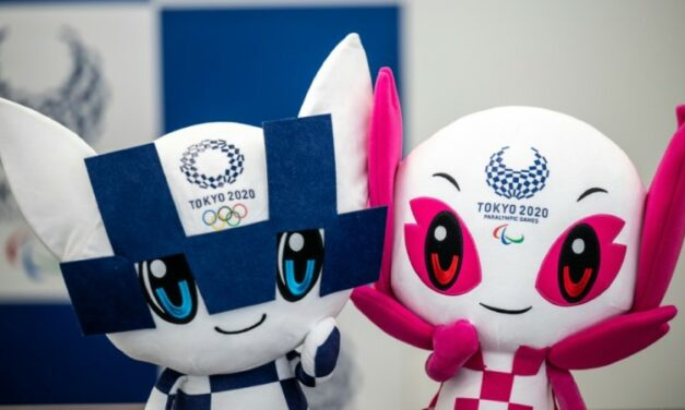 Olympic Characters Face Stiff Competition in Mascot-Mad Japan