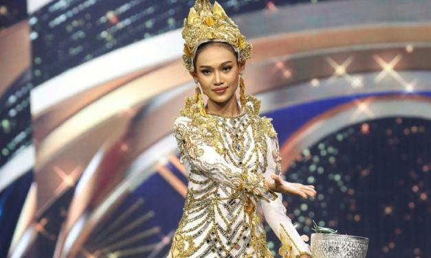 Myanmar Beauty Queen Speaks out against Military Coup