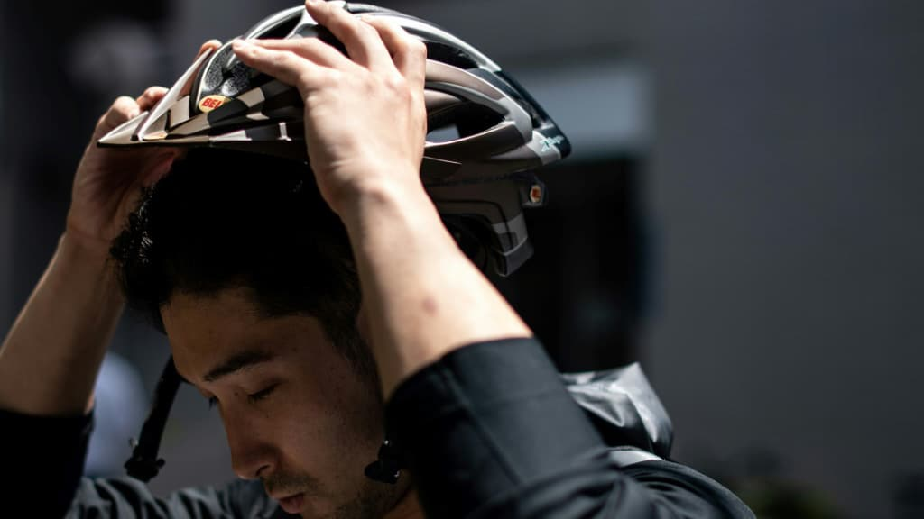 Miyake Driven by Passion for Fencing.afp