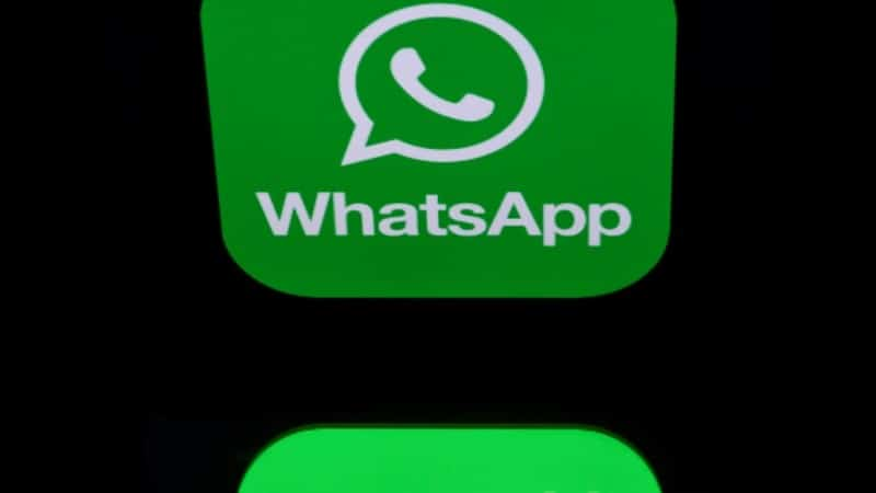 Mobile Messaging Service WhatsApp.afp