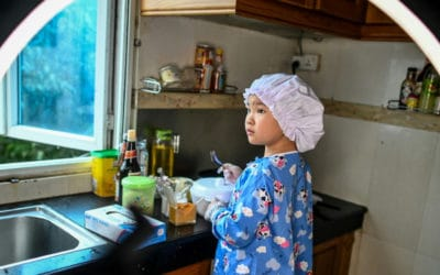 Myanmar's 'Little Chef' Brings Joy with Cooking Classes