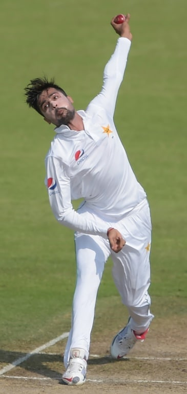 Mohammad Amir Cricket Player