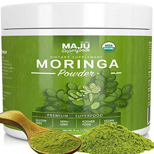 Moringa Tea Maju
