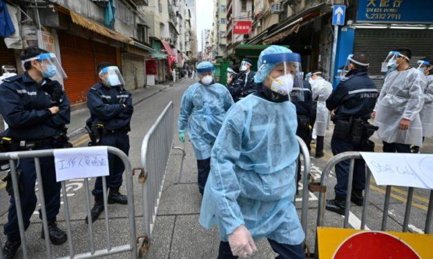 Hong Kong Defends Practice of Restraining Some Coronavirus Babies