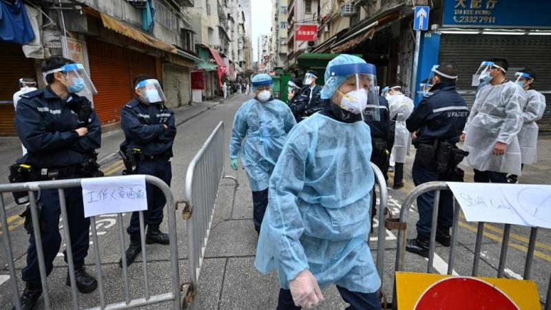 Most Stringent Quarantine Measures