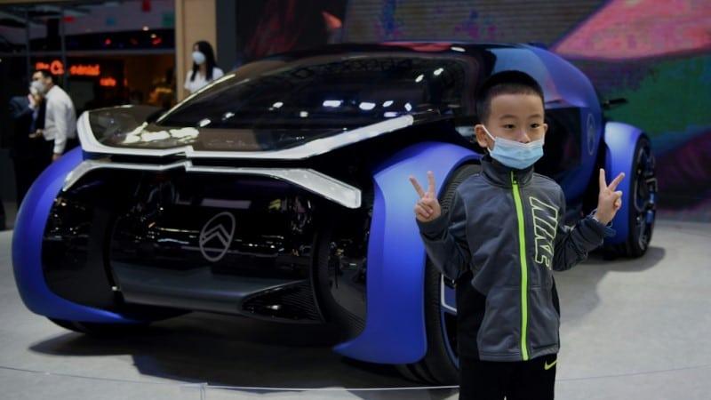 Motor Show in Beijing
