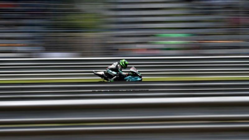 Motorbike Racing in Thailand.afp