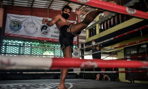 Pandemic Hits Hard on Muay Thai Fighters