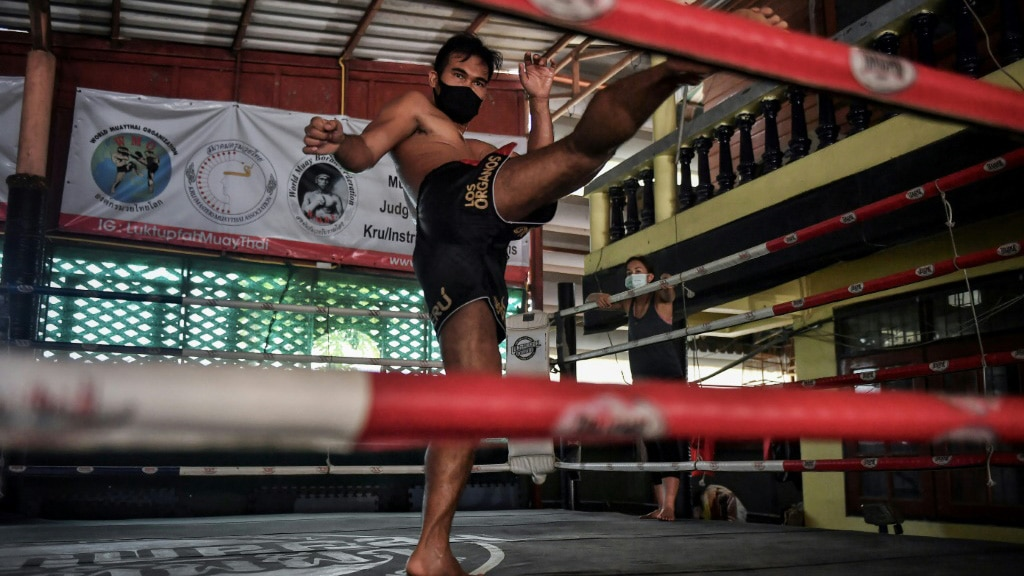 Muay Thai Fighters.afp