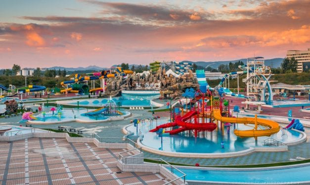 North Korea's Water Park for the Elite and Wealthy