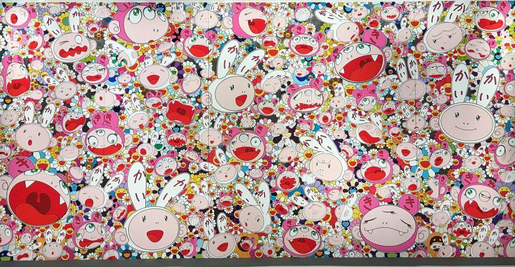 Murakami -Lots, Lots of Kaikai and Kiki