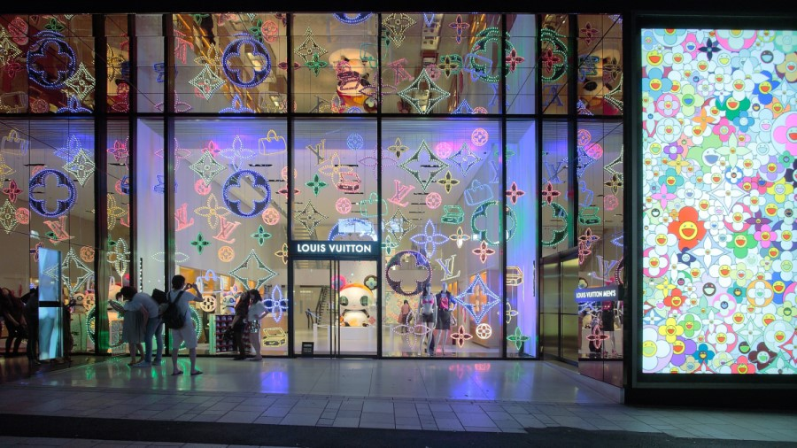 Murakami Louis Vuitton - Naoya Fujii