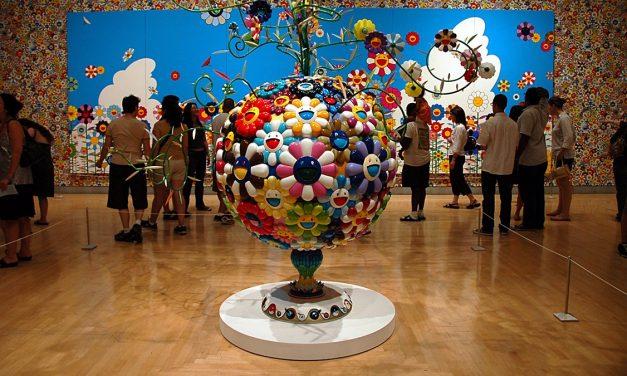 Takashi Murakami: A Visionary for the Senses