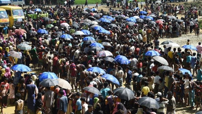 Muslim Rohingya in Bangladesh