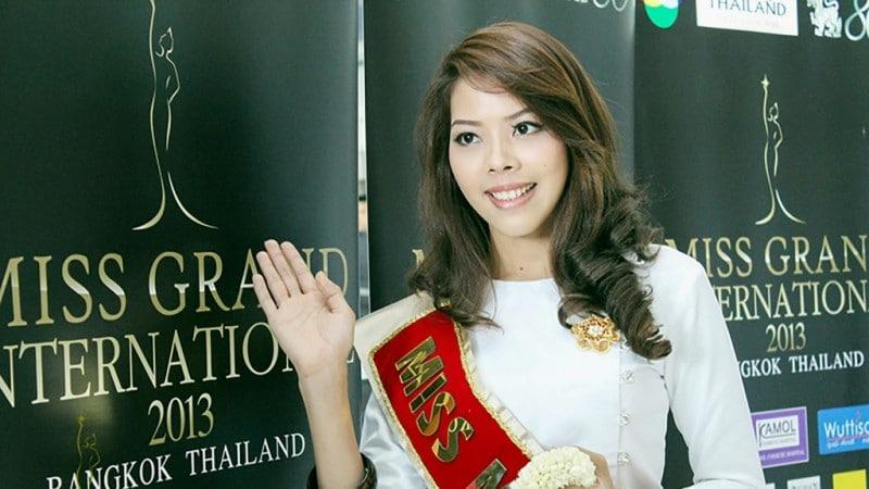 Myanmar Beauty Queen