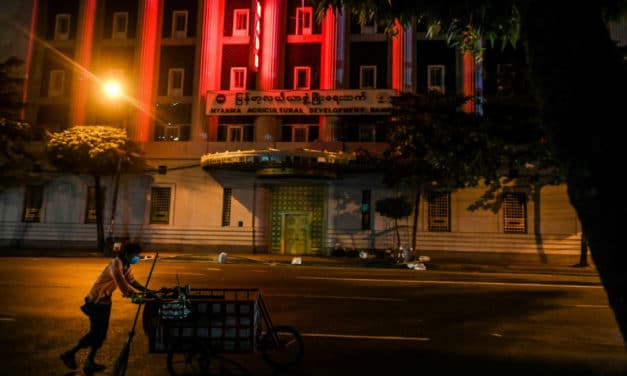 Myanmar Online Psychic Cashes In on Virus Lockdown