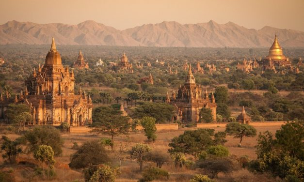 Myanmar's Ancient City Of Bagan Gets UNESCO World Heritage Status