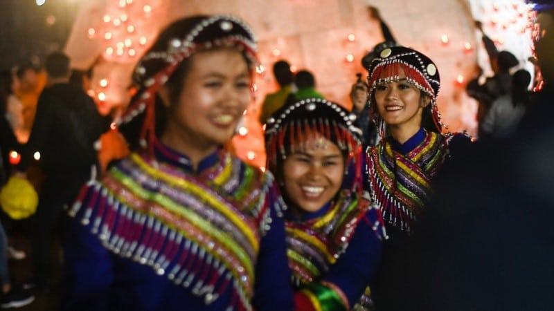Myanmar a Patchwork of Over 130 Ethnic Groups.afp