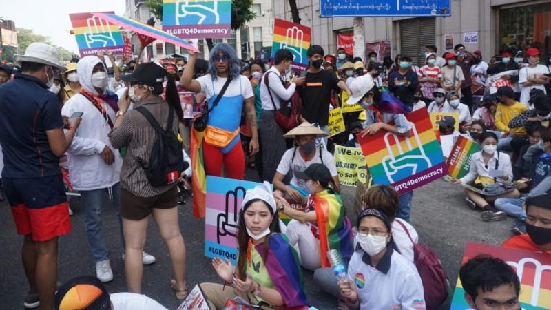Myanmar's LGBTQ
