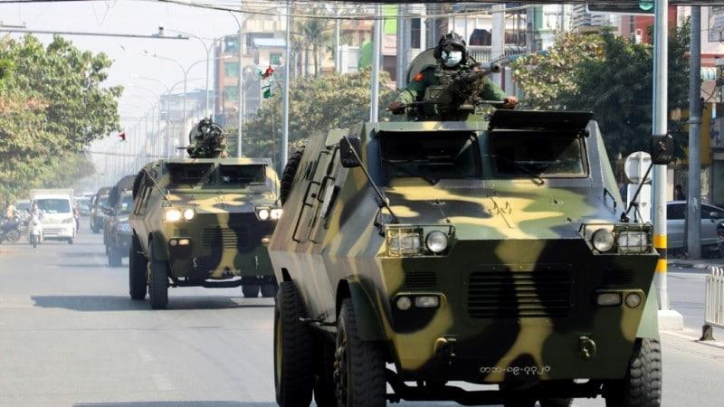 Myanmar's Military