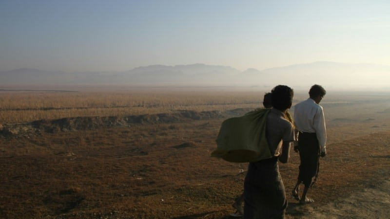 Myanmar's Rakhine State.afp