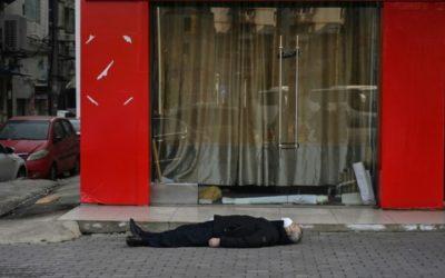 Wuhan Neighborhood Banishes Memory of Lockdown Death