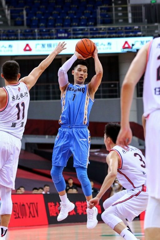 NBA Champion Jeremy Lin